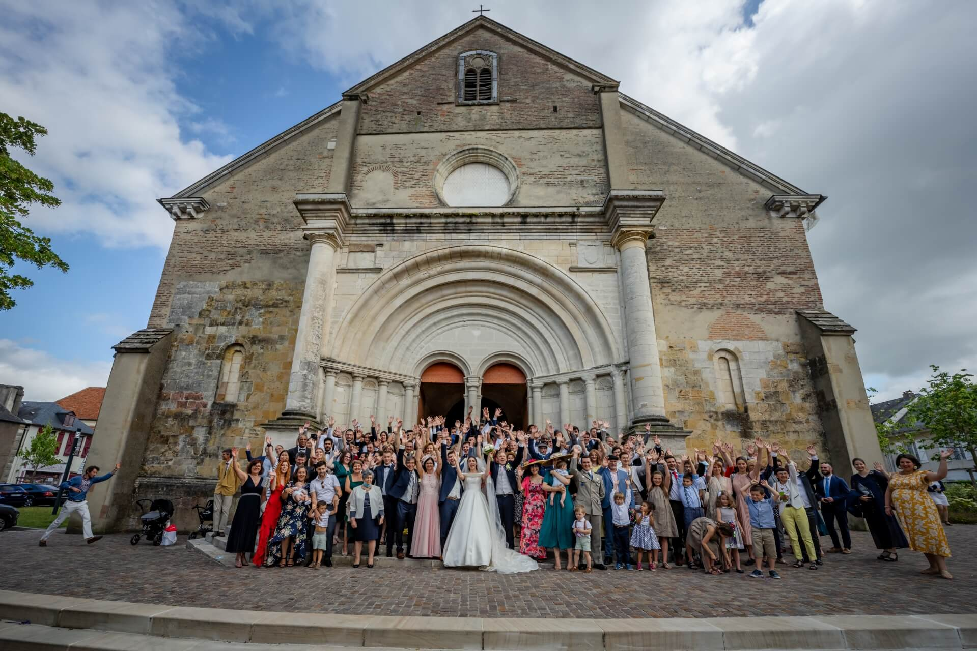 Eglise mariage pau 64