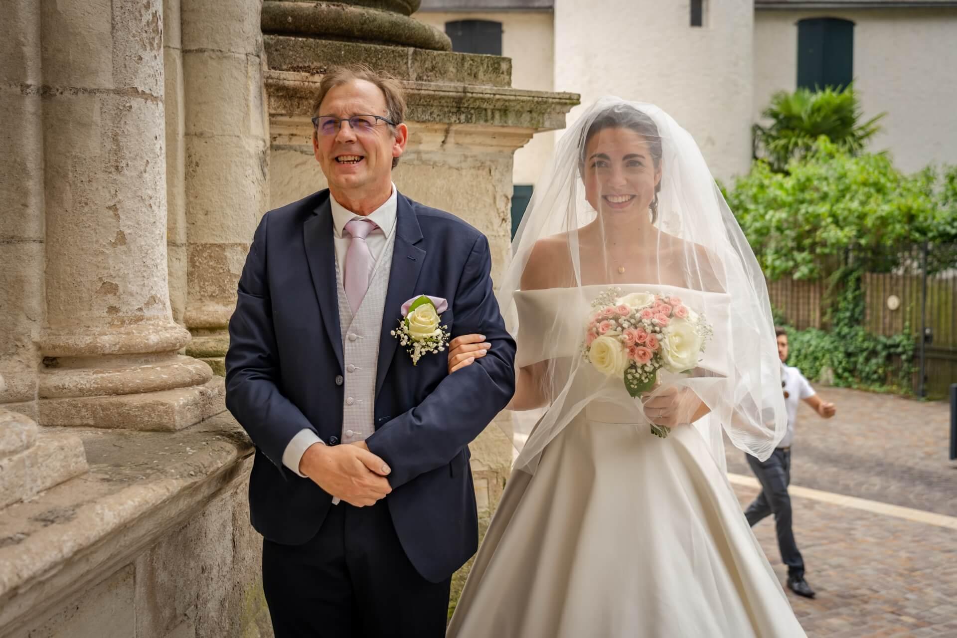 Photo eglise couple 64